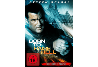 Born To Raise Hell - Zum Töten Geboren! [DVD]