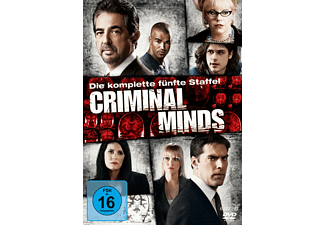 Criminal Minds - Staffel 5 [DVD]