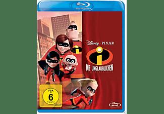Die Unglaublichen - The Incredibles - (Blu-ray)