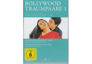 Bollywood Traumpaare - Vol. 1: Shah Rukh Khan & Kajol - (DVD)