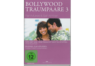Bollywood Traumpaare - Vol. 3: Saif Ali Khan & Rani Mukerjee [DVD]