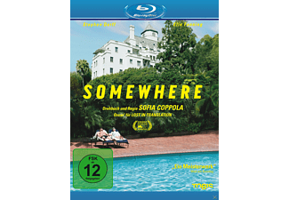 Somewhere - (Blu-ray)