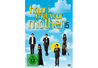 How I Met Your Mother - 5. Staffel Komödie DVD