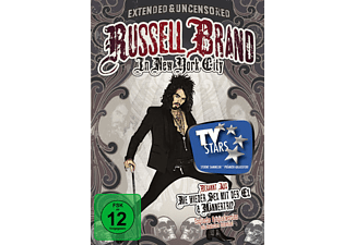 Russell Brand in New York City - (DVD)