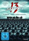 13 Assassins [DVD] - broschei