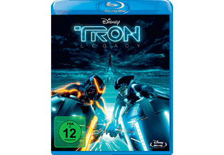 Tron: Legacy Action Blu-ray