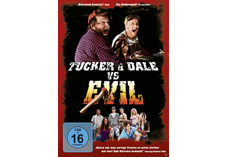 Tucker + Dale Vs Evil [DVD]