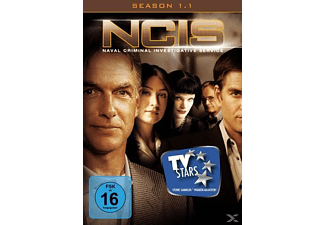 Navy CIS - Staffel 1.1 - (DVD)