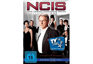 Navy CIS - Staffel 3.2 [DVD]