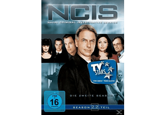 Navy CIS - Staffel 2.2 [DVD]