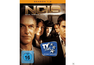 Navy CIS - Staffel 1.2 - (DVD)
