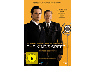 The King's Speech - Die Rede des Königs [DVD]