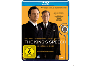 The King's Speech - Die Rede des Königs - (Blu-ray)