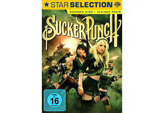 Sucker Punch Action DVD