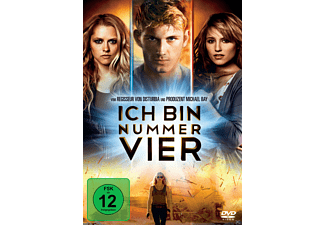 Ich bin Nummer Vier Science Fiction DVD