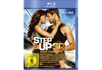 Step Up 3 - (3D Blu-ray)
