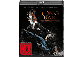 Ong Bak - The new Generation - (Blu-ray)