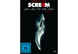 Scream 4 [DVD]