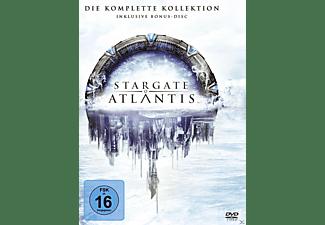 Stargate Atlantis - Die komplette Kollektion (26 Discs) - (DVD)