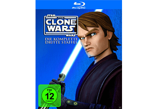 Star Wars: The Clone Wars - Staffel 3 Mystery Blu-ray