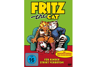 Fritz the Cat - (DVD)