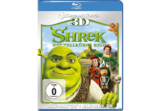 Shrek der tollkühne Held - 2 Disc Bluray Animation/Zeichentrick Blu-ray 3D