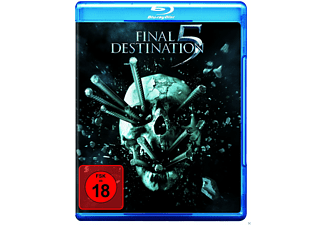 Final Destination 5 Horror Blu-ray