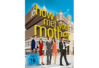 How I Met Your Mother - 6. Staffel Komödie DVD
