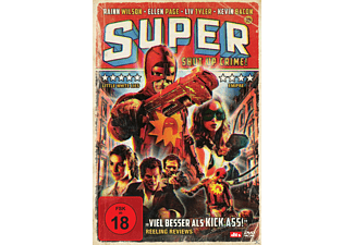 SUPER - SHUT UP CRIME! [DVD]