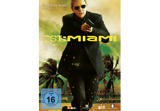 CSI: Miami - Staffel 9.1 [DVD]