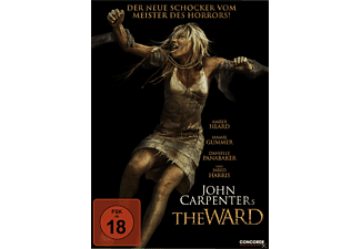 John Carpenter's The Ward - (DVD)