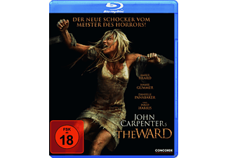 John Carpenter's The Ward - (Blu-ray)