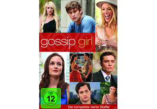 Gossip Girl - Staffel 4 - (DVD)