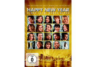 Happy New Year - (DVD)