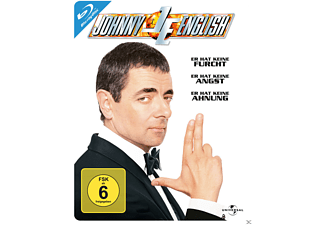 Johnny English (Steelbook Edition) [Blu-ray]