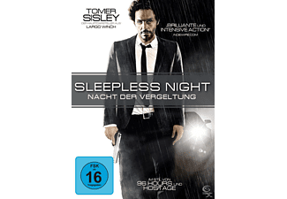 Sleepless Night - Nacht der Vergeltung - (DVD)