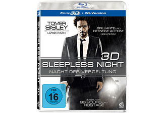 Sleepless Night - Nacht der Vergeltung - (3D Blu-ray (+2D))