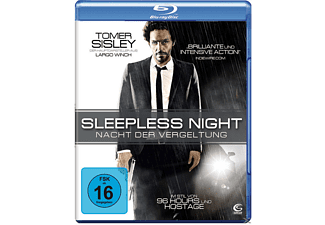 Sleepless Night - Nacht der Vergeltung [Blu-ray]