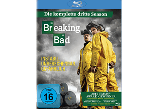 Breaking Bad - Staffel 3 - (Blu-ray)