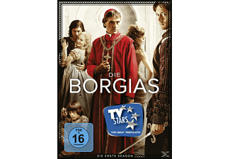 Die Borgias – Season 1 - (DVD)
