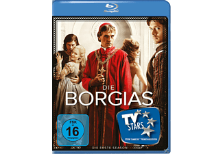Die Borgias – Season 1 [Blu-ray]