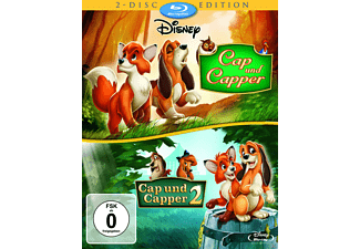 Cap und Capper 1+2 Collection [Blu-ray]