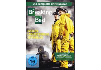 Breaking Bad - Staffel 3 - (DVD)