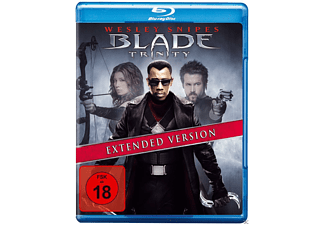 Blade: Trinity (Extended Version) - (Blu-ray)