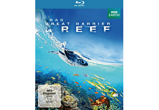 Das Great Barrier Reef - Naturwunder der Superlative - (Blu-ray)