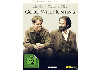 Good Will Hunting (Special Edition) - (Blu-ray)