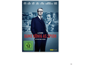 Dame König As Spion - (DVD)