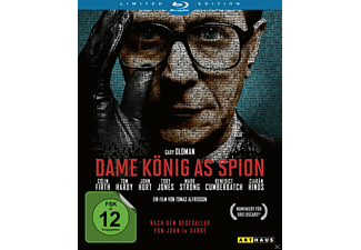 Dame König As Spion (Limited Edition) [Blu-ray]