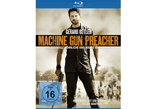 Machine Gun Preacher - (Blu-ray)