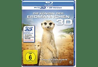 Die Königin der Erdmännchen (3D) [3D Blu-ray]